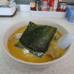 らーめん五丈原 - 料理写真:とんしお(700円)