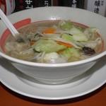 幸楽苑 - 料理写真:塩野菜らーめん 529円