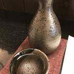 旬楽幸味 - 明石江井ヶ島酒造の「神鷹」、今回は冷やで(2018.6.25)