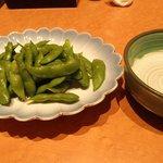 うみひこ - 枝豆