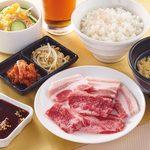 国産牛焼肉くいどん - 【ランチ】サービス焼肉セット