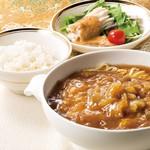フカヒレあんかけ麺セット