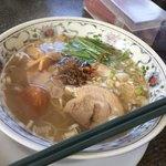 麺山 - 梅塩ラーメン