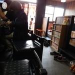 ふく寿 - 店内
