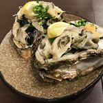 88185818 - 天然 岡山県 岩牡蠣(大)(1個/1,200円×2)