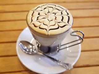ベトナムカフェ エッグコーヒー - エッグコーヒー(490円)