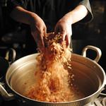 日本料理は出汁の旨さで決まる