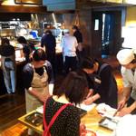 【料理教室の開催について】魚をさばく実践や和食のレシピをプロがレクチャー!(開催店舗は限られます)