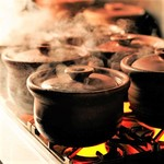 炊き・・・土鍋飯