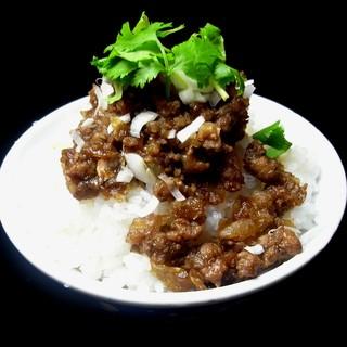 名物「魯肉飯」が5/7(土)【嵐にしやがれ】で紹介されました