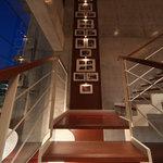 IMAMURA KITCHEN ILCUORE - 階段を上がればまた違った大人の雰囲気で・・・