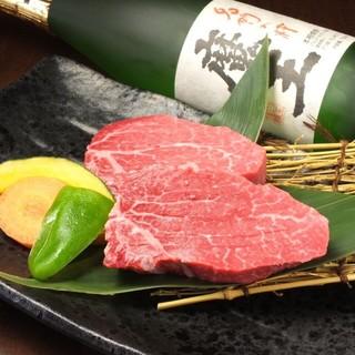 肉汁を味わうなら♪≪黒毛和牛ヘレ1980円≫安くて旨い!!