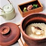 鯛の土鍋ご飯[二~三人前]