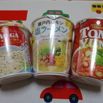 88195412 - チャオガー風スープ雑炊&瀬戸内レモン塩ラーメン&トムヤムクンヌードル♡