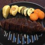洋食キッチン cocoro - 料理写真:みすじのステーキ
