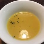 洋食キッチン cocoro - コーンスープ