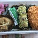 ホカホカフーズ - 料理写真:のり弁