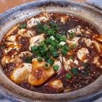 Kagurazakaryuukoutei - グツグツ、熱々な土鍋麻婆豆腐✨✨