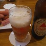 茶房瑠 - イギリス 熟成ビール