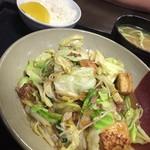 我部祖河食堂 - 料理写真:
