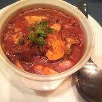 8820553 - 牛スジのトマトソース煮込み
