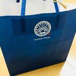 ハレパン 南越谷店 - 素敵なデザインの袋に入れてくれる。