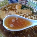 食べ処 高峰 - スープ