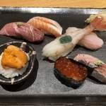 おたる政寿司 ぜん庵 - 極・きわみ  3,500円