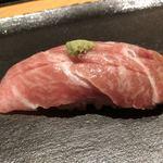 おたる政寿司 ぜん庵 - 大トロ