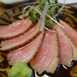 蕎麦ひら井 - 鴨ロース