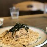 カフェ・コリンズ - 料理写真:タラコ和風