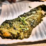 バンゲラズ キッチン - グリーンマサラフライ(ホッケ)¥1240