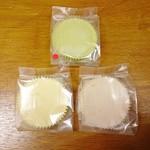 イナガキ食品 工場直売店 - チーズケーキ・カップ