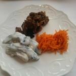 88207642 - 野菜料理3種