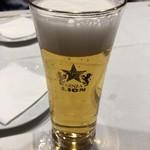 Biaandowainguriruginzaraion - 2018.6.15  生ビール