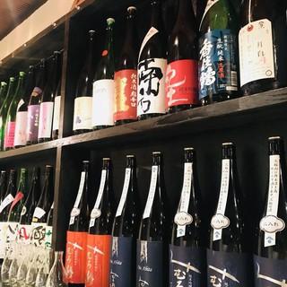 ☆人気日本酒から知る人ぞ知る日本酒まで多数取り揃えおります☆