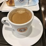 サンマルクカフェ - コーヒー。