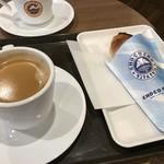 サンマルクカフェ - 「塩ミルクチョコクロ」。