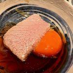 日本酒 まぐろの一徹 - 生本マグロの大トロしゃぶすき