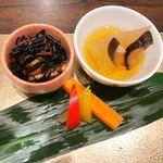 epais - 前菜の小鉢