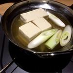 88216160 - 湯豆腐鍋
