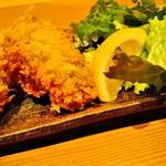 居心家 - 牡蠣フライ