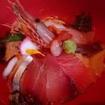 快飛 - 海鮮丼