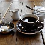 bistro BARNYARD - オーガニックコーヒー