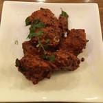 インディアンレストラン アンキットの気持ち - チキン65