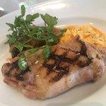 マーサーブランチ - 大山鶏のステーキ