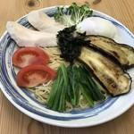 麺や一歩一歩 - 料理写真:冷やし和え麺
