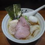 拉麺 冠尾 - 特製醤油