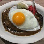 ニューキャッスル - 「辛来飯(カライライス)つん蒲」900円