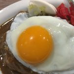 88219644 - 「辛来飯(カライライス)つん蒲」900円